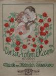Unter roten Rosen