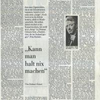 Zeichen der Zeit 22.04.2000