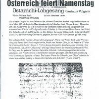 1000 Jahre Ostarrichi – 1