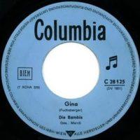 1969 Bambis – Gina – Columbia C28125 (3)