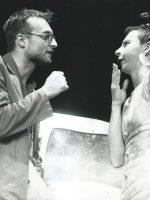 Alfred Dorfer und Eva Billisich