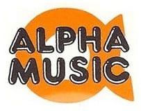 Alpha Music Logo