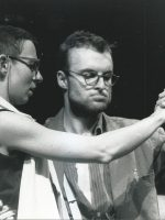 Eva Billisich und Alfred Dorfer
