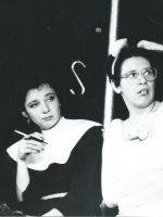 Eva Billisich und Andrea Händler