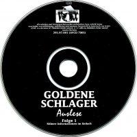 Goldene Schlager Auswahl, Folge 1 – 6