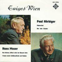 Hans Moser Ewiges Wien 1