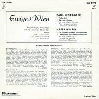 Hans Moser Ewiges Wien 2