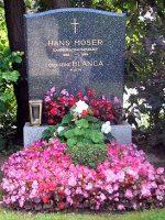 Hans Moser Grabstätte
