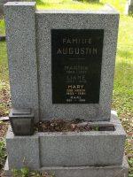 Liane Augustin Grabstätte