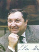Lothar Steup mit Unterschrift