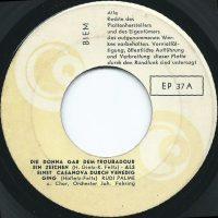 Palme, Rudi EP 37 A