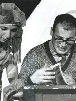 Szene – Eva Billisich, Roland Düringer