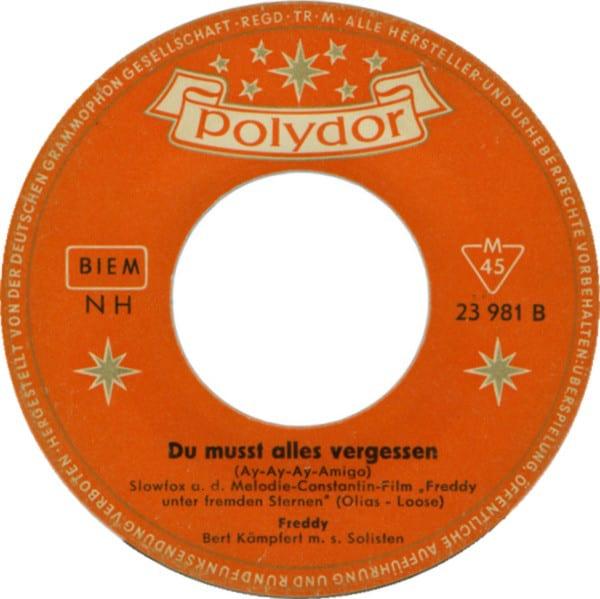 Polydor 23 981 - Musik-Austria