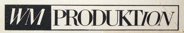 WM Produktion Logo