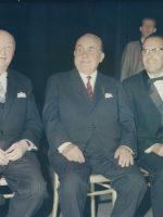 Hansl Schmid, Fritz Jellinek, Emmerich Arleth jun