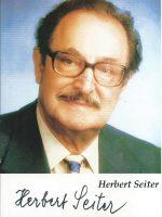 Herbert Seiter – 1 – 1