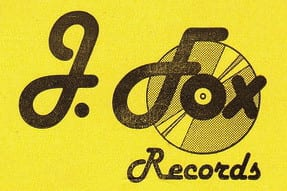 J. Fox Records Logo