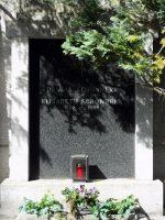 Max Schönherr Grab
