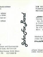 1985 JFB Autogrammkarte 3 – 2