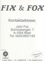 1990-91 F&F Autogrammkarte 1 – 2