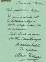 Brief Eichinger an Arleth 05.02.1986
