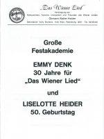 Emmy Denk Einladung 1