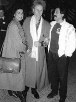 JF – Klaus Eberhartinger + Shirley Ghia