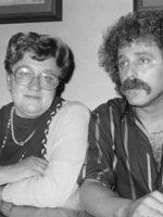 John Fox mit Linda Dörrer
