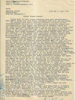 Brief Eckhardt an Arleth 07.07.1958