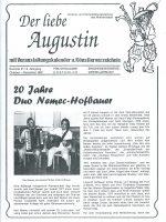 Der liebe Augustin Okt-Dez 1997 – 1