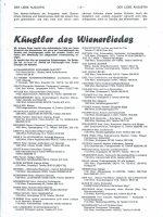 Der liebe Augustin Okt-Dez 1997 – 2