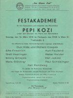 Festsaal ÖGB 15.03.1970