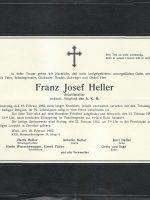 Franz Josef Heller Parte