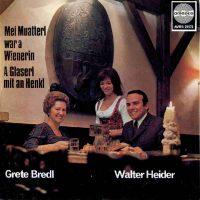 Mei Muatterl war a Wienerin