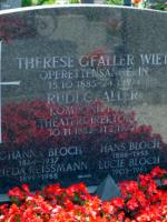 Rudi Gfaller Grab