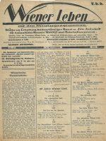 Wiener Leben 08.09.1923 – 1
