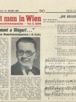 Wochenschau 21.03.1971