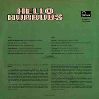Hello Hubbubs – 2