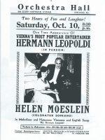 Hermann Leopoldi Schalldose – 10