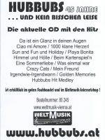 Hubbubs Autogrammkarte – 2 – 2