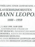 Schönbrunner Strasse 03.05.1999 – 3