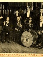 1923 Jazzband-Kapelle Karl Haupt