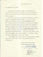 Brief Jonas an Arleth 20.05.1957
