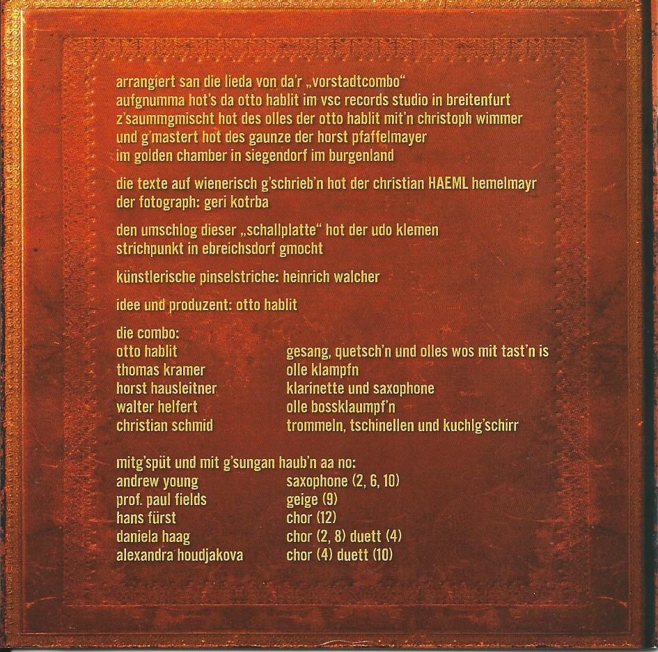 Huachts zua – Booklet – 16