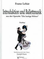Introduktion und Ballettmusik