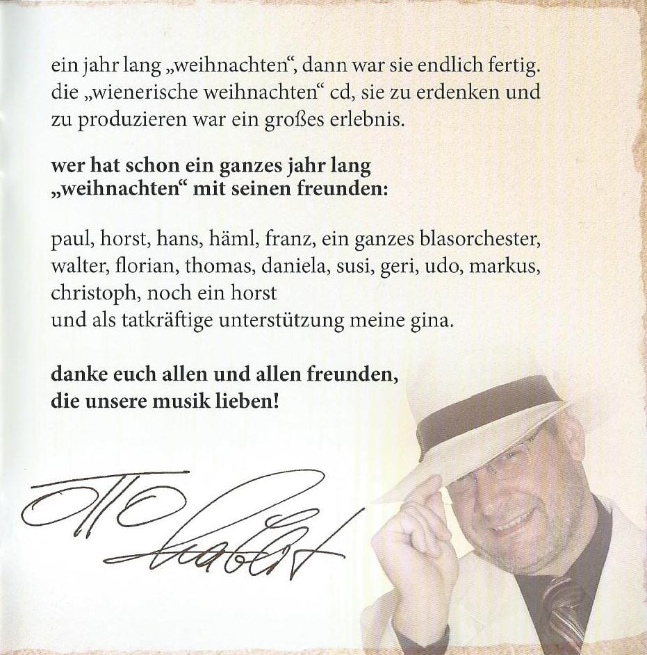 Wienerische Weihnachten – Booklet – 19