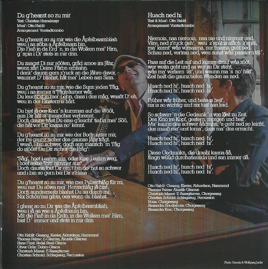 oba die Musik, die bleibt! – Booklet – 13