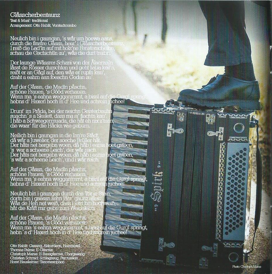 oba die Musik, die bleibt! – Booklet – 4