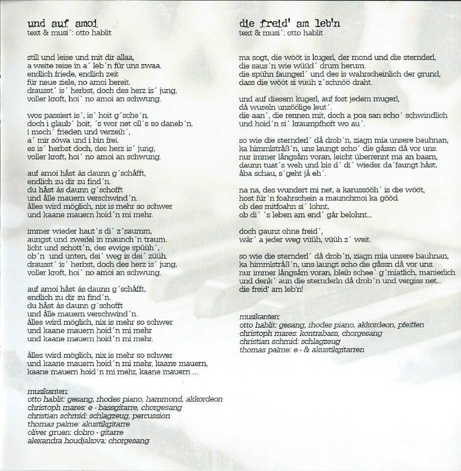 weida gehts – Booklet – 11
