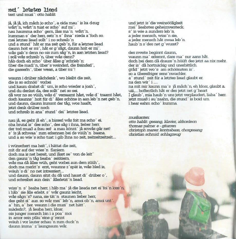 weida gehts – Booklet – 2